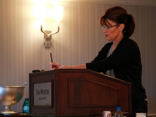 Sarah Palin Debate Prep 2008 Presidential Election