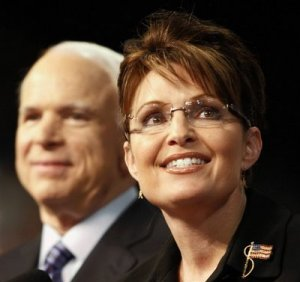 For Dick Cheney and His Ilk, John McCain's Brilliant Choice of Sarah Palin was Bad News!