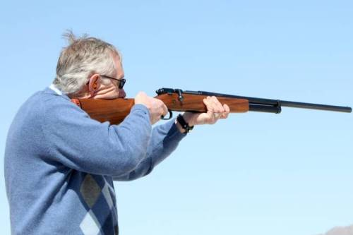 Harry Reid Shooting