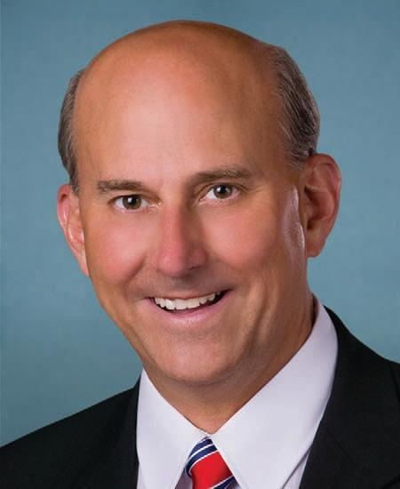 Louis GOhmert Close-up