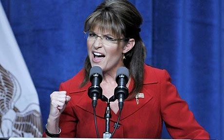 Sarah Palin Fiesty