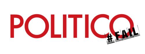 Politico-FAIL