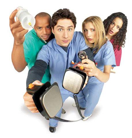 scrubs(9)