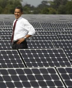 solar obama