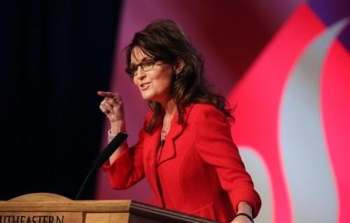 Palin at SUNLF 3