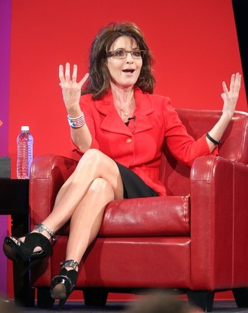 Palin at SUNLF 4