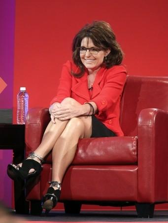Leg Sex Sarah Palin