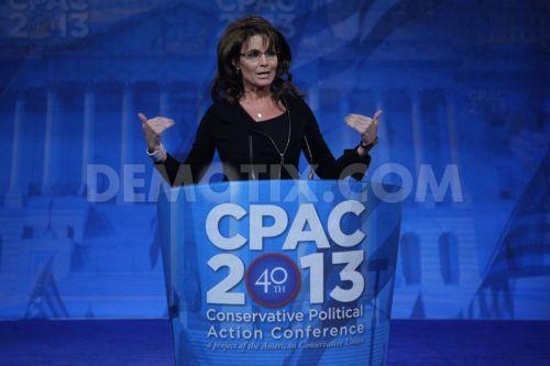 Sarah Palin CPAC 2013