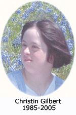 Christin Gilbert