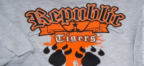Republic Tigers T-Shirt