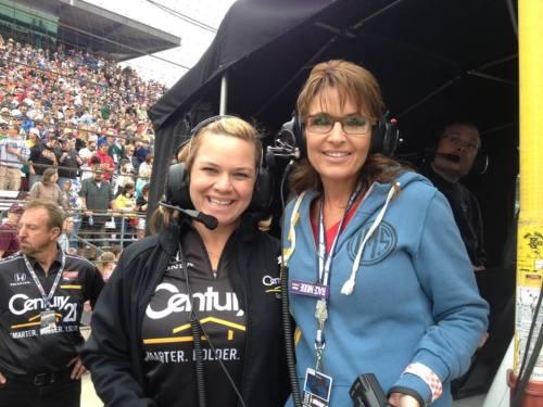 Sarah Palin Sarah Fisher