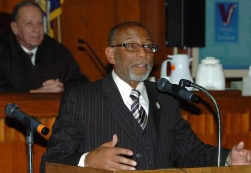 Senator Elbert Guillory