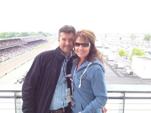 Todd and Sarah 2013 Indy 500