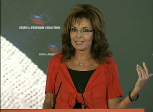 Sarah Palin Faith and Freedom 2013