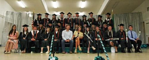 Sarah Palin Republic High School Class of 2013