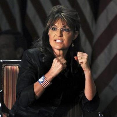 fists up Sarah
