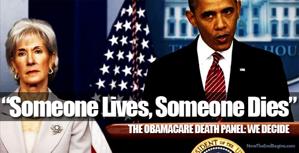DEATH PANELS – U.S. HOSPITALS PREPARE 'GUIDELINES' FOR WHO GETS CARE …