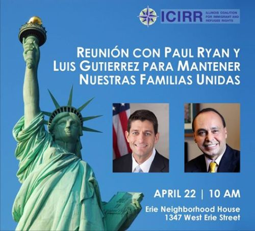 pro-immigrant event in chicago