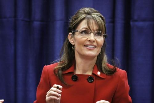 Sarah Palin Grand-Rapids 2009