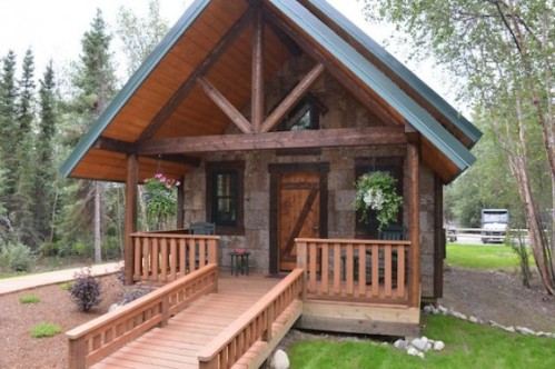 cabins 4