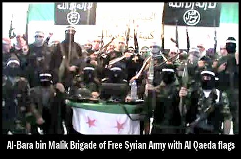 Free Syrian Army al Qaeda