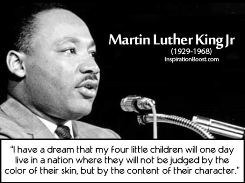 500 word essay on martin luther king jr