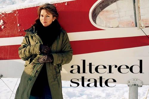 Sarah Palin, Vogue Altered State