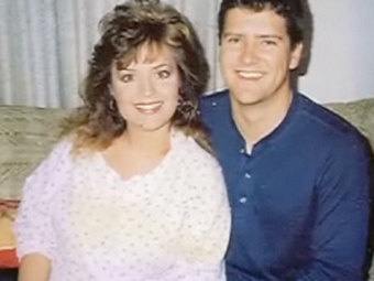 Todd and Sarah Palin Younger