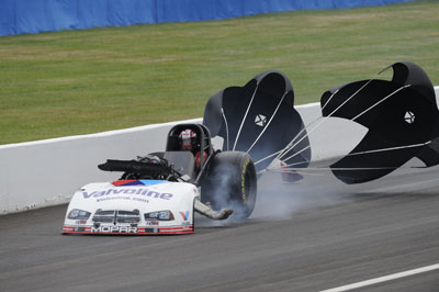 Beckman After Explosion 2013 Traxxas Indy
