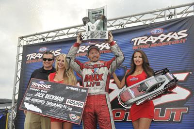 Beckman Traxxas Winner Indy 2013