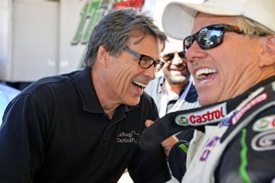 Rick Perry John Force