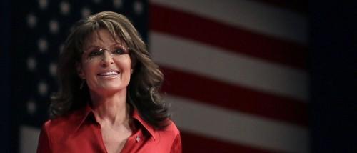 Sarah Palin American Flag