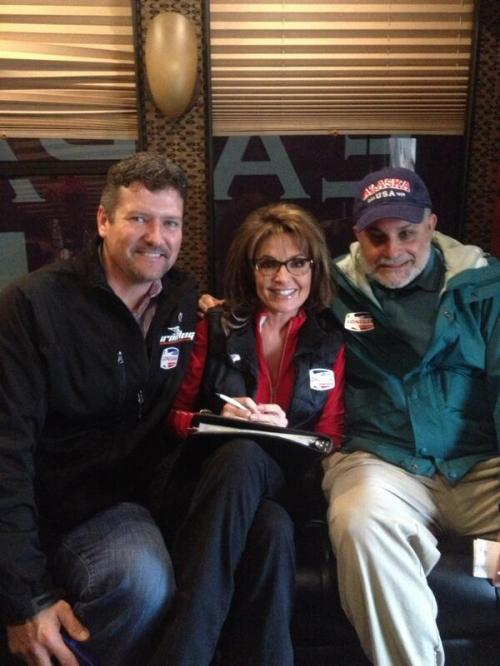 sarah with mark levin and todd