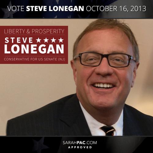 SarahPac Steve Lonegan