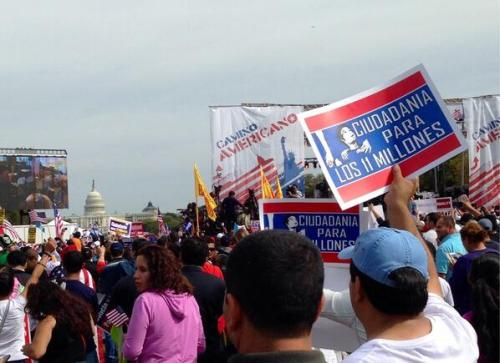 Treasonous Pro-Amnesty Rally During Shutdown