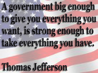 big-government Thomas Jefferson