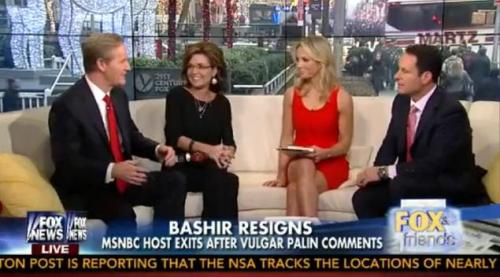 Palin Fox and Friends