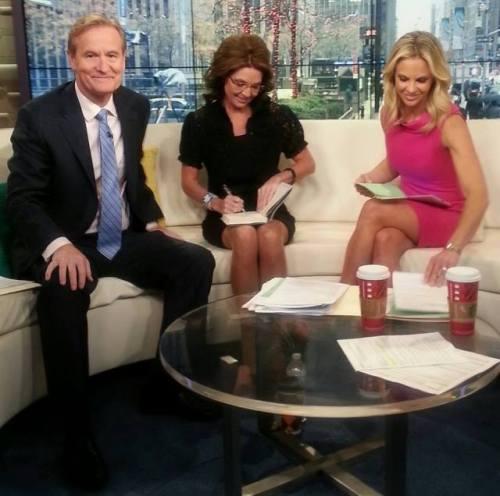Steve Doocy Sarah Palin Elizabeth Hasselback