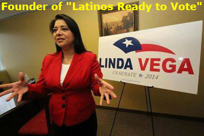 founder of Latinos Ready to Vote