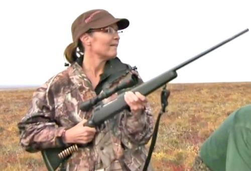 Sarah Palin Hunting Sarah Palin's Alaska