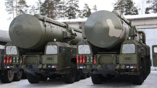 Russian ICBMs