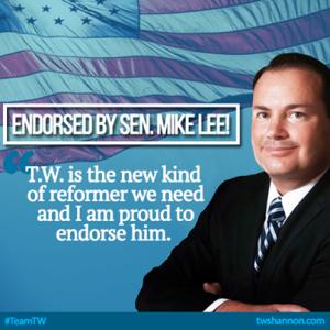 mike lee endorsement