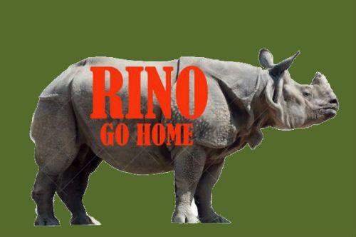 RINO go home muck