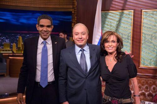 Sarah Palin Vlad Putin Barry Obama