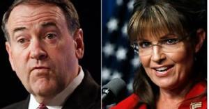 huckabee and sarah
