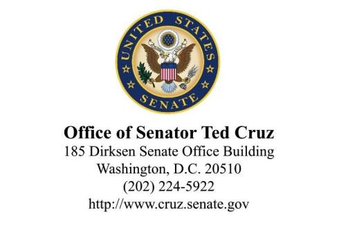 office of senator cruz