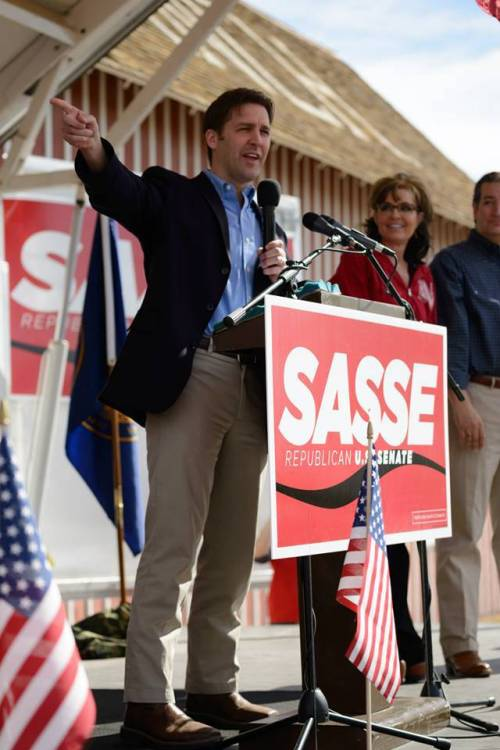 sasse for nebraska with sarah