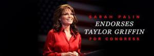 taylor griffin endorsement