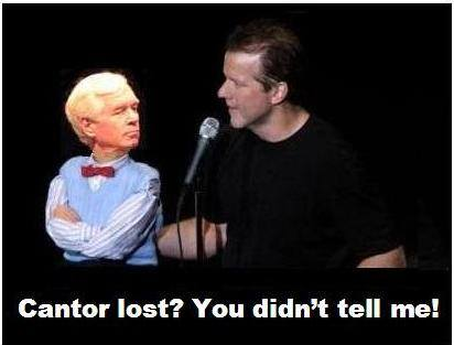cantor lost