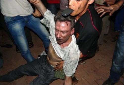 Chris Stevens Dragged Through Streets Sodomized